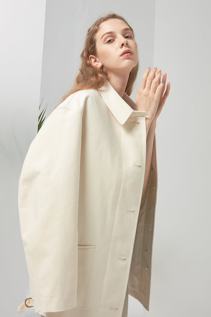 Cotton Jacket - Zelle Studio