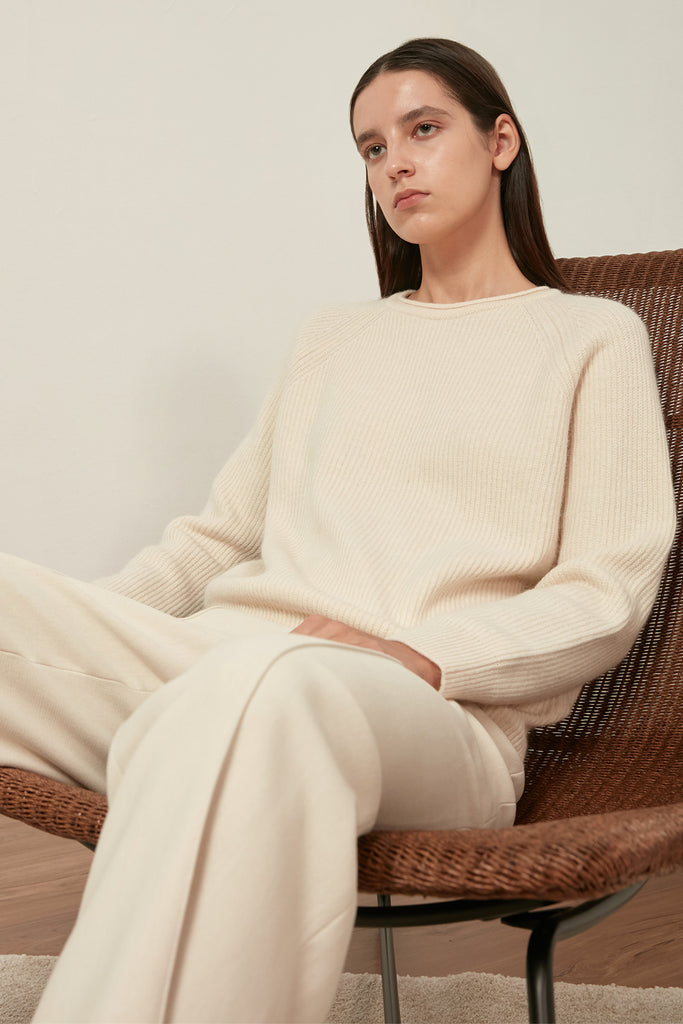 Elasticated trousers - Zelle Studio