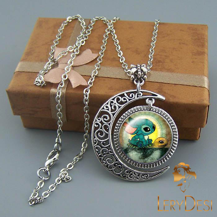 necklace like children en listing kid blue sg silver child il item opal with this pendant