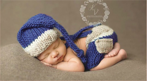 Soft Baby clothing manual knitting wool virgin suit,Photo clothing,Navy, white, cream,handmade,Wholesale or retail.