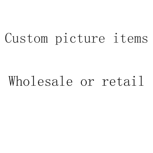 Custom picture items,Wholesale or retail