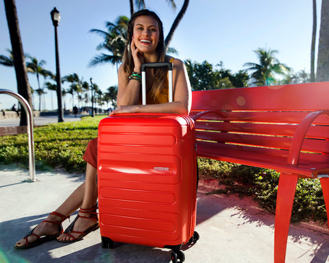 Sunside - American Tourister now at Barretts!