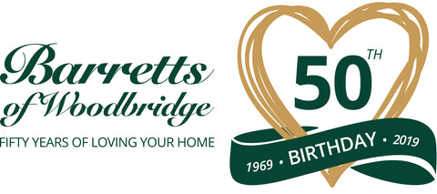 Barretts 50th Birthday Sale now On!