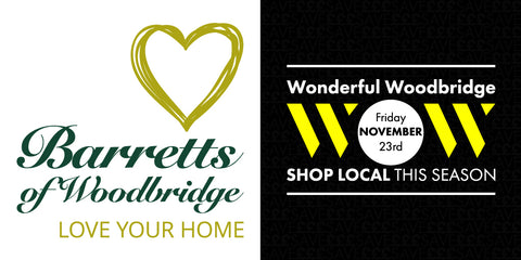 Wonderful Woodbridge Friday