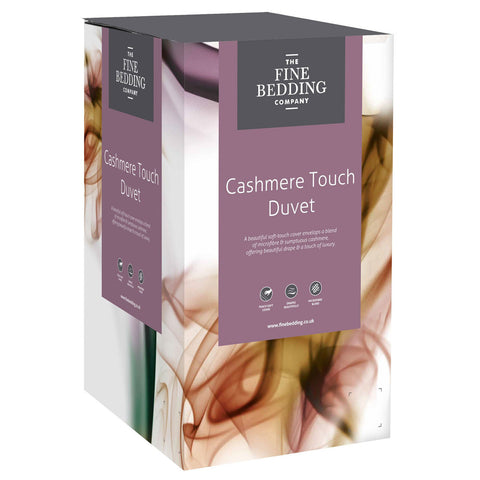 50% off Cashmere Touch Duvet