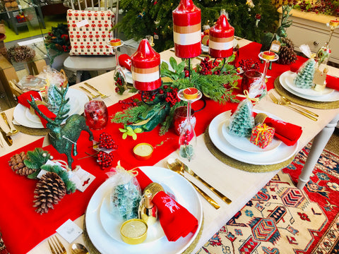 Tradition Christmas Table