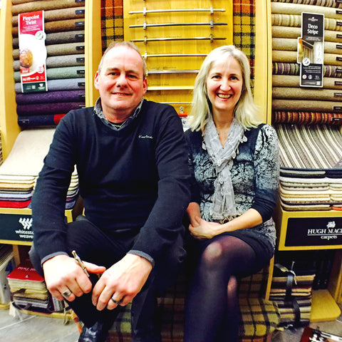 'Meet the Team' - Jill Barretts Weekly Blog, an interview with Head of Flooring Gary Songhurst