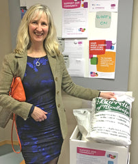 Flood Aid with Yorkshire Building Society