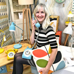 Combat Autumn blues with strong and cheerful colours - Jill Barrett's Blog