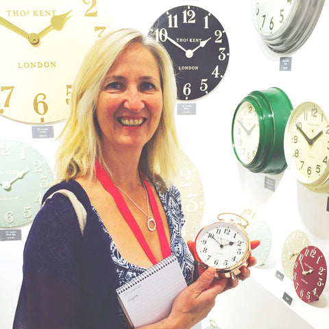 Barretts of Woodbridge new clocks from Art Marketing
