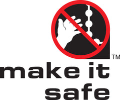 British Blind and Shutter Association - 'make it safe' campaign