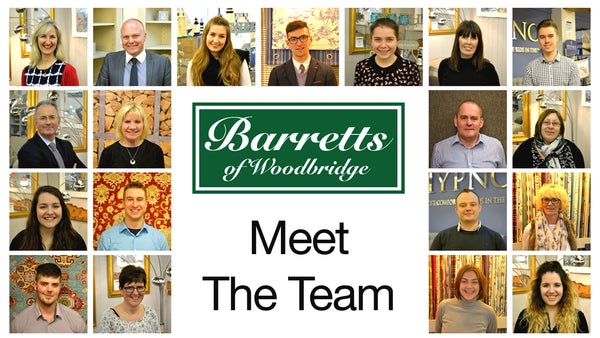 'Meet the Team' - Jill Barretts Weekly Blog