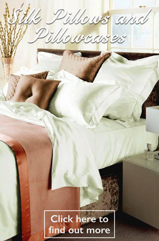 Silk Pillowcases from Barretts
