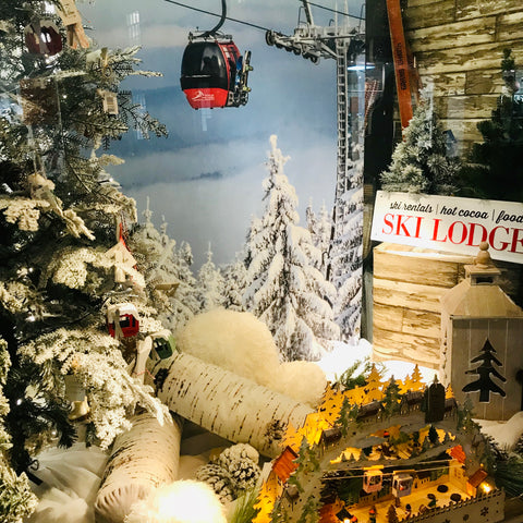 Barretts 2018 Christmas Window Themes Barretts Of Woodbridge
