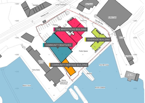 Woodbridge Waterfront Trust Development