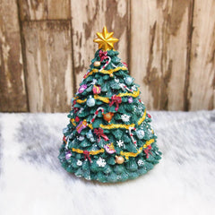 Small Rotating Christmas Tree (No. 56070)