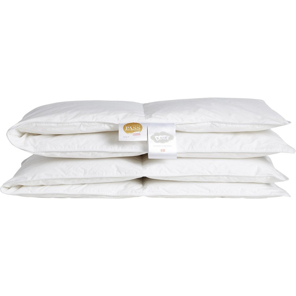 50% off Quilts of Denmark Duck Feather & Down Duvets and Pillow Pair