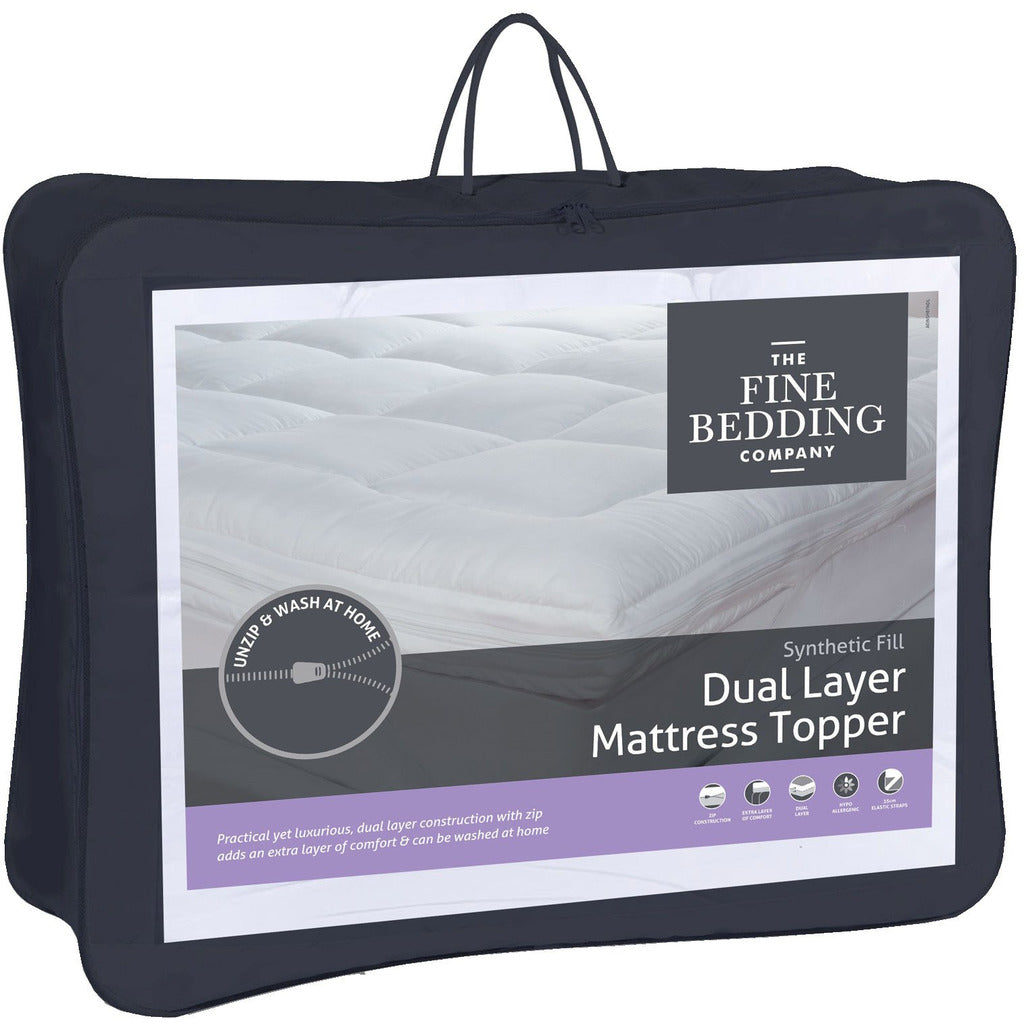 Dual Layer Mattress Toppers