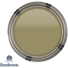 Sanderson Paint - Oxney Olive
