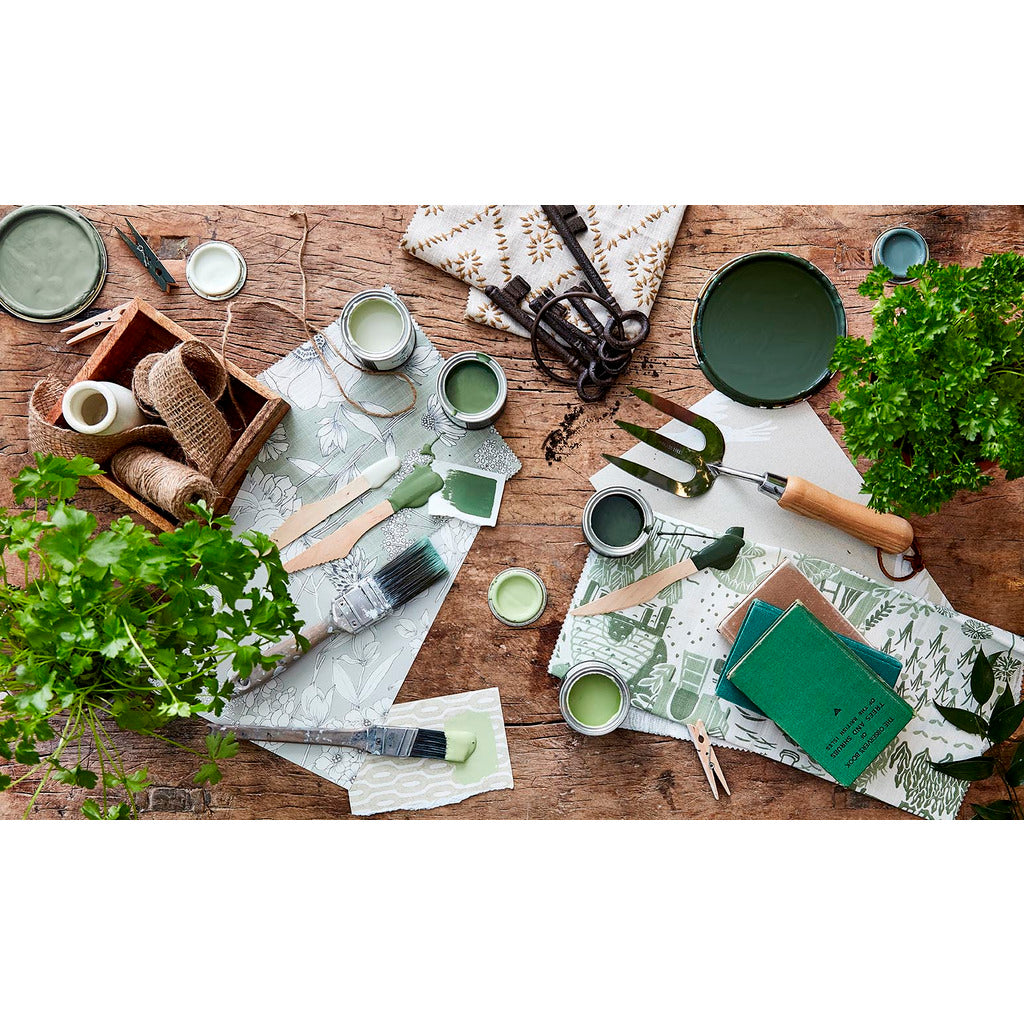 Sanderson Paint - Green Grotto