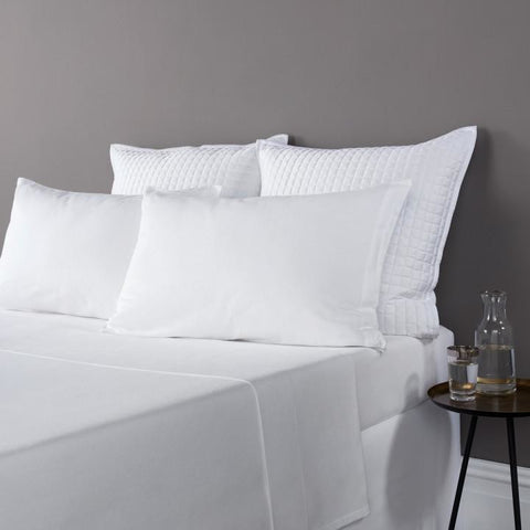 Christy 100% Cotton Flannelette (Brushed Cotton) Fitted & Flat Sheets & Pillowcases