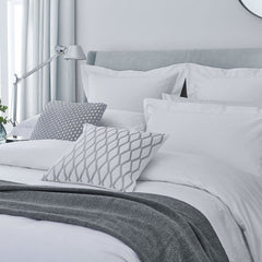 600 Thread Count 100% Cotton Sateen Hotel Sheets and Pillowcases