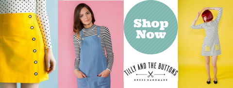 Tilly & The Buttons Ladies Sewing Patterns Kenilworth
