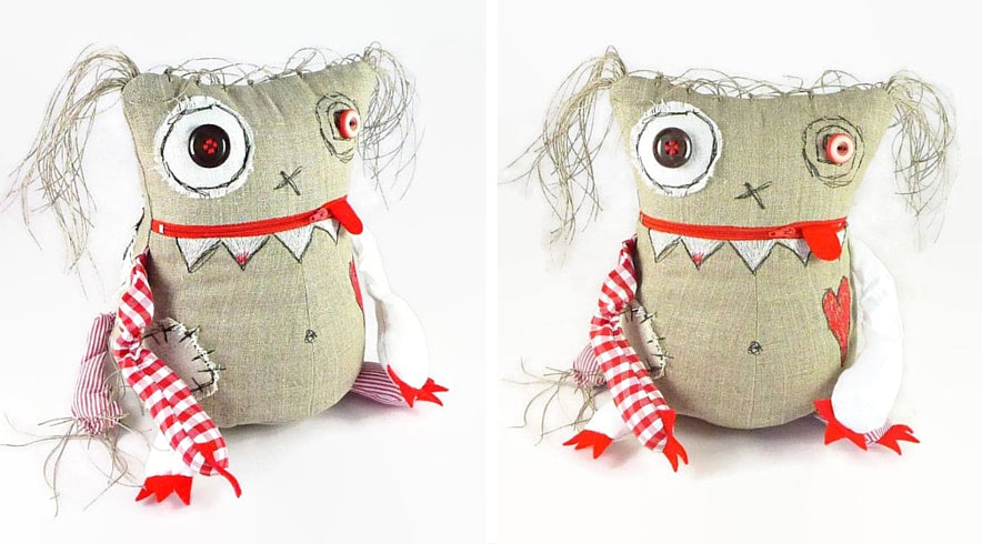 Murekoll. Worry Monster