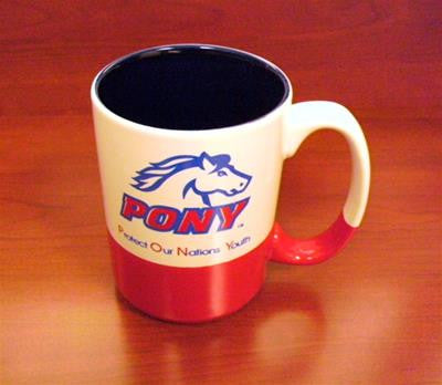 PONY Coffee Mugs