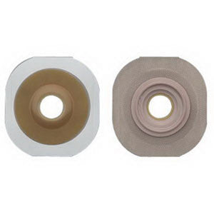 5014910 New Image 2-Piece Precut Convex Flextend (Extended Wear) Skin Barrier 1-3/4""