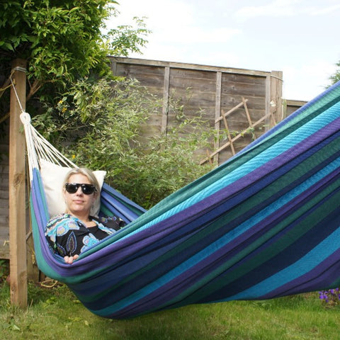 Cotton Brazilian Hammock (standard)
