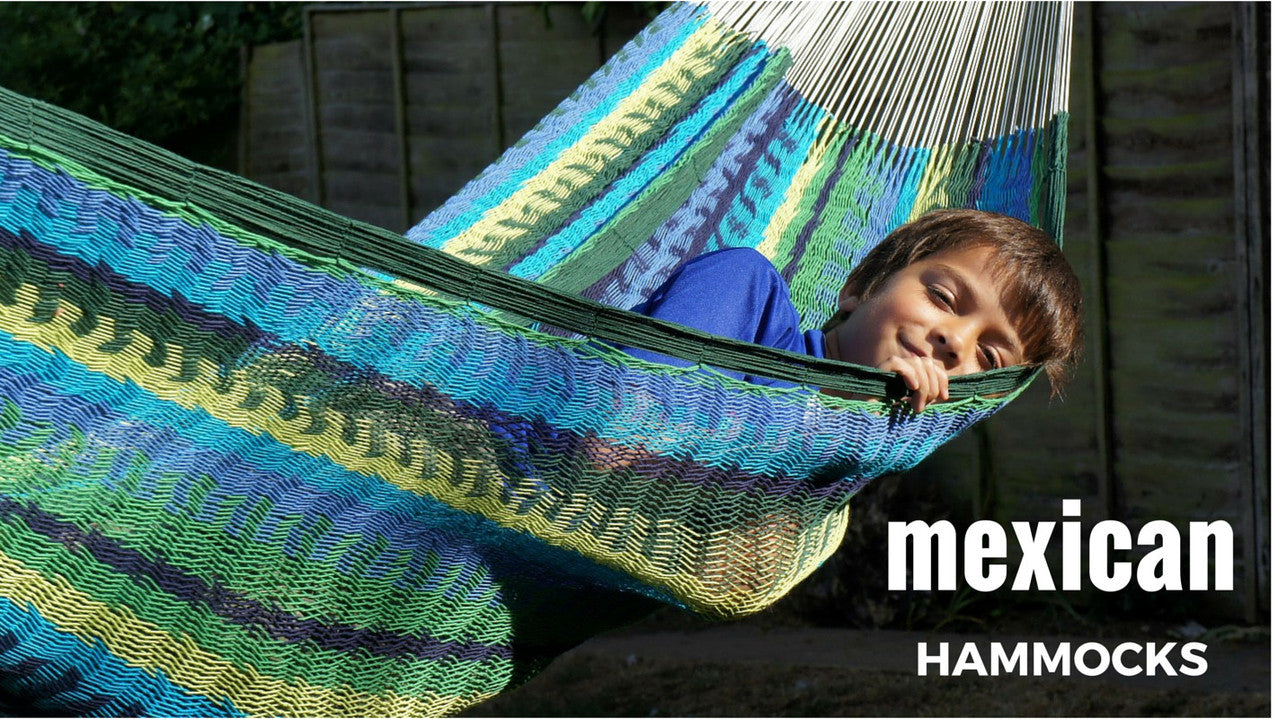 Buy Mexican Hammocks here