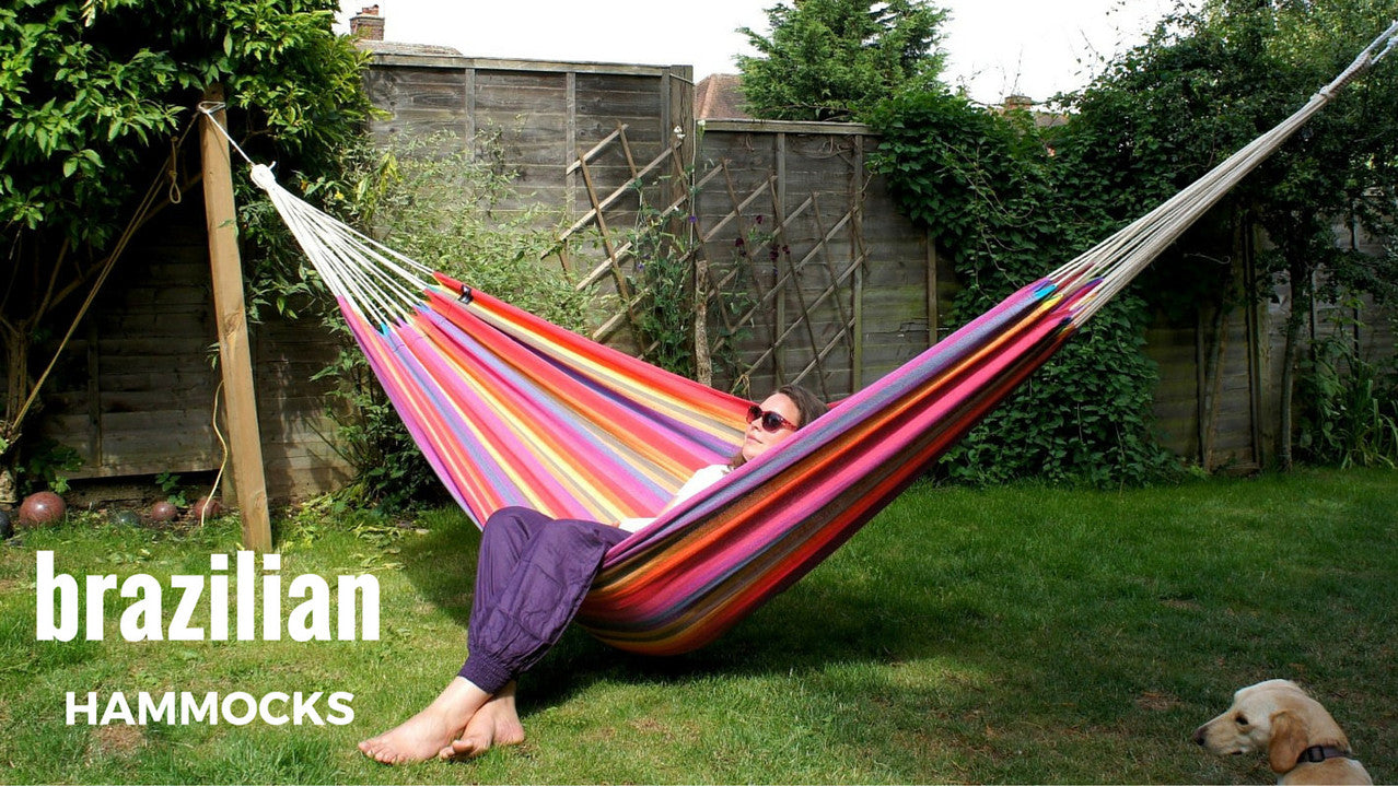 Buy Brazilian Hammocks here