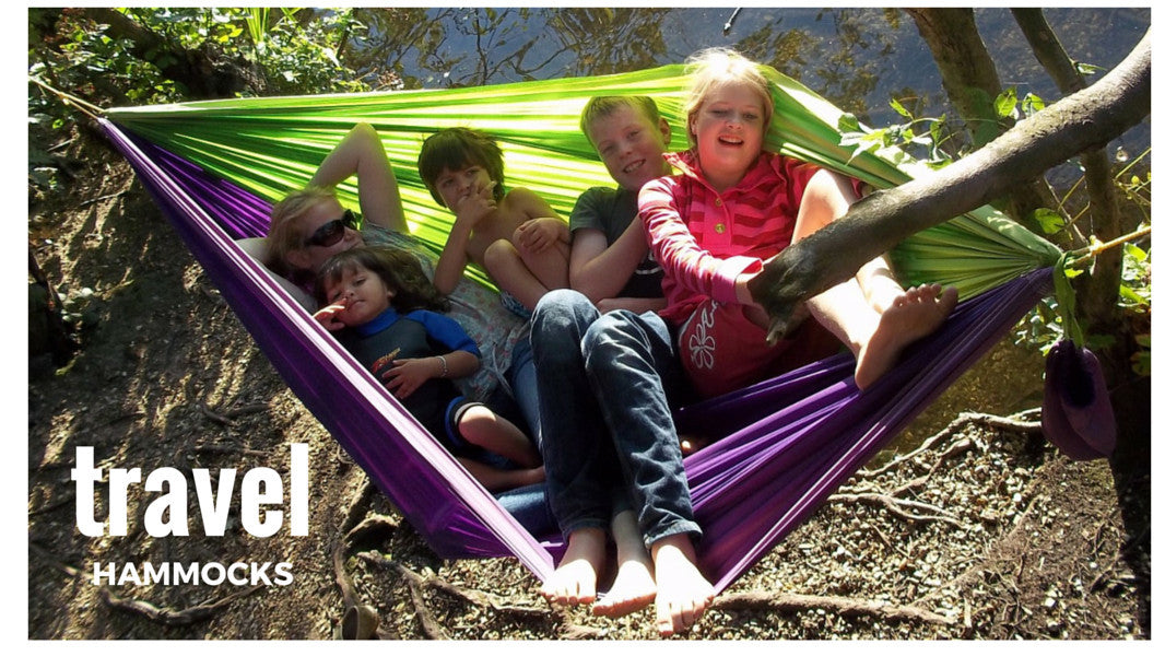 Buy Travel Hammocks here