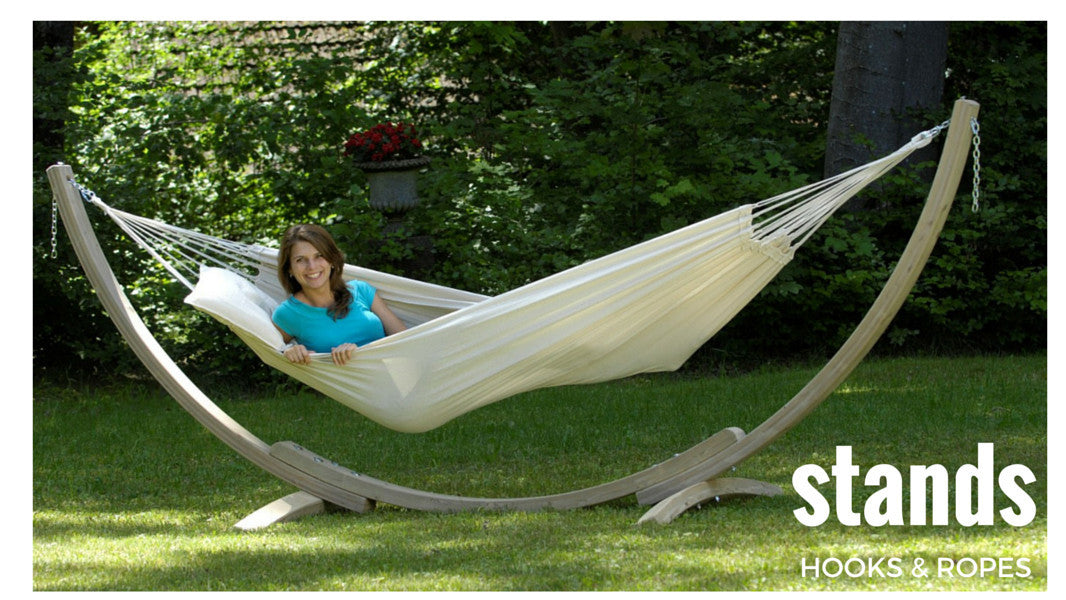 Buy Hammock Stands here