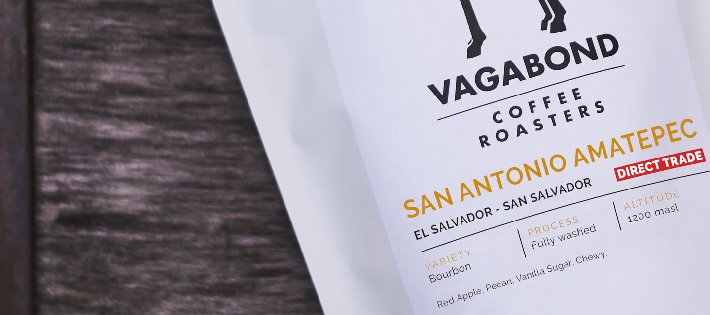 Vagabond Coffee Roasters London Roastery