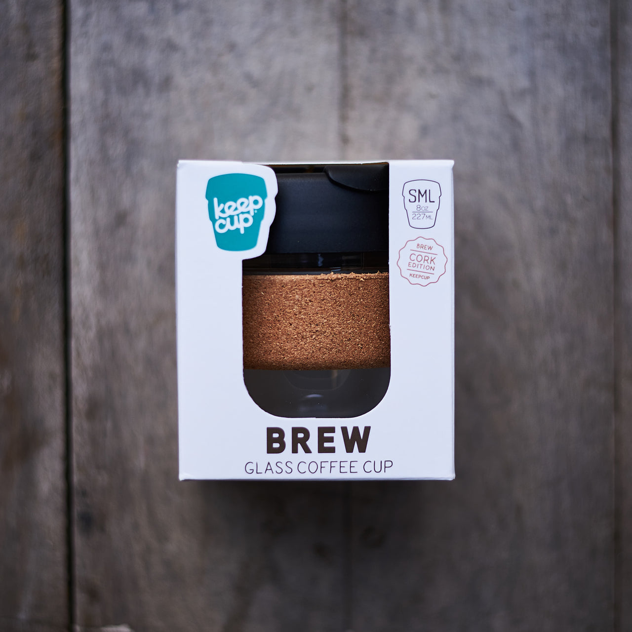 KeepCup Brew Cork Edition 8oz/227ml