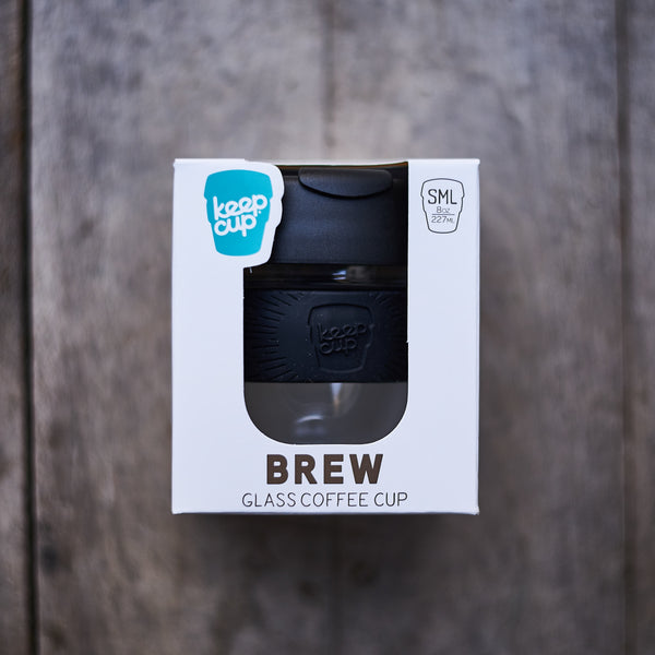KeepCup Brew Black 8oz/227ml