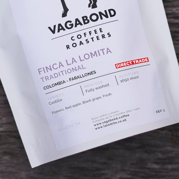 Finca La Lomita - Traditional | Colombia | Direct Trade | Fresh Harvest