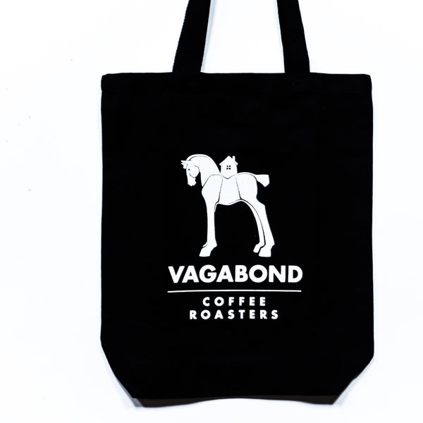 Merchandise - Black Vagabond Tote BAG