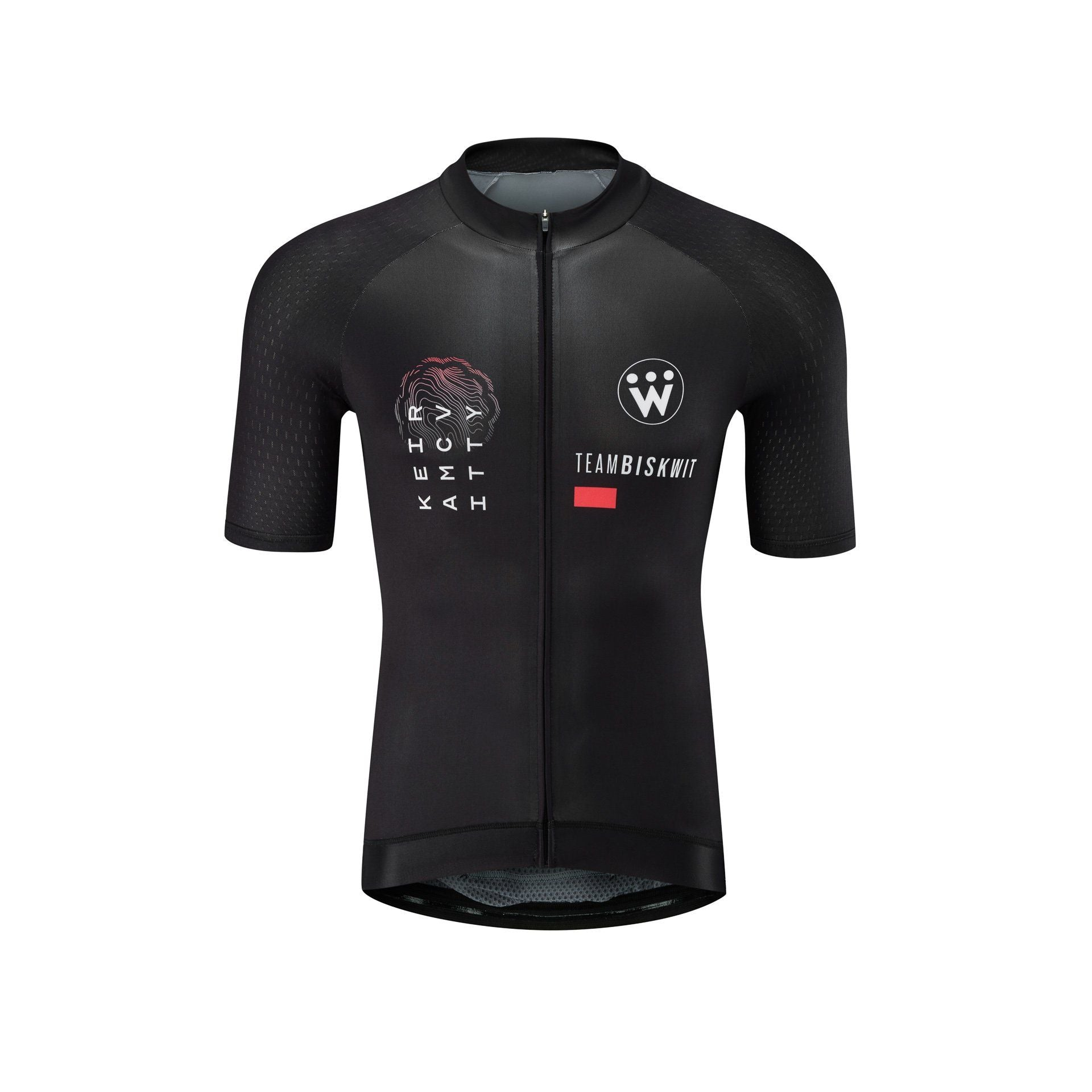 Team Biskwit Black Jersey
