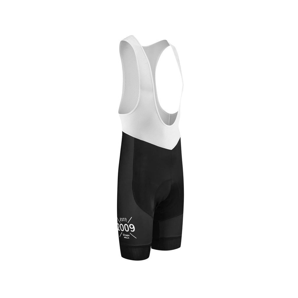 WyndyMilla 2017 Original Black Bib Shorts