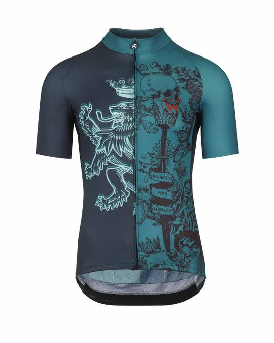 WyndyMilla ASSOS 'Menace' SS Jersey