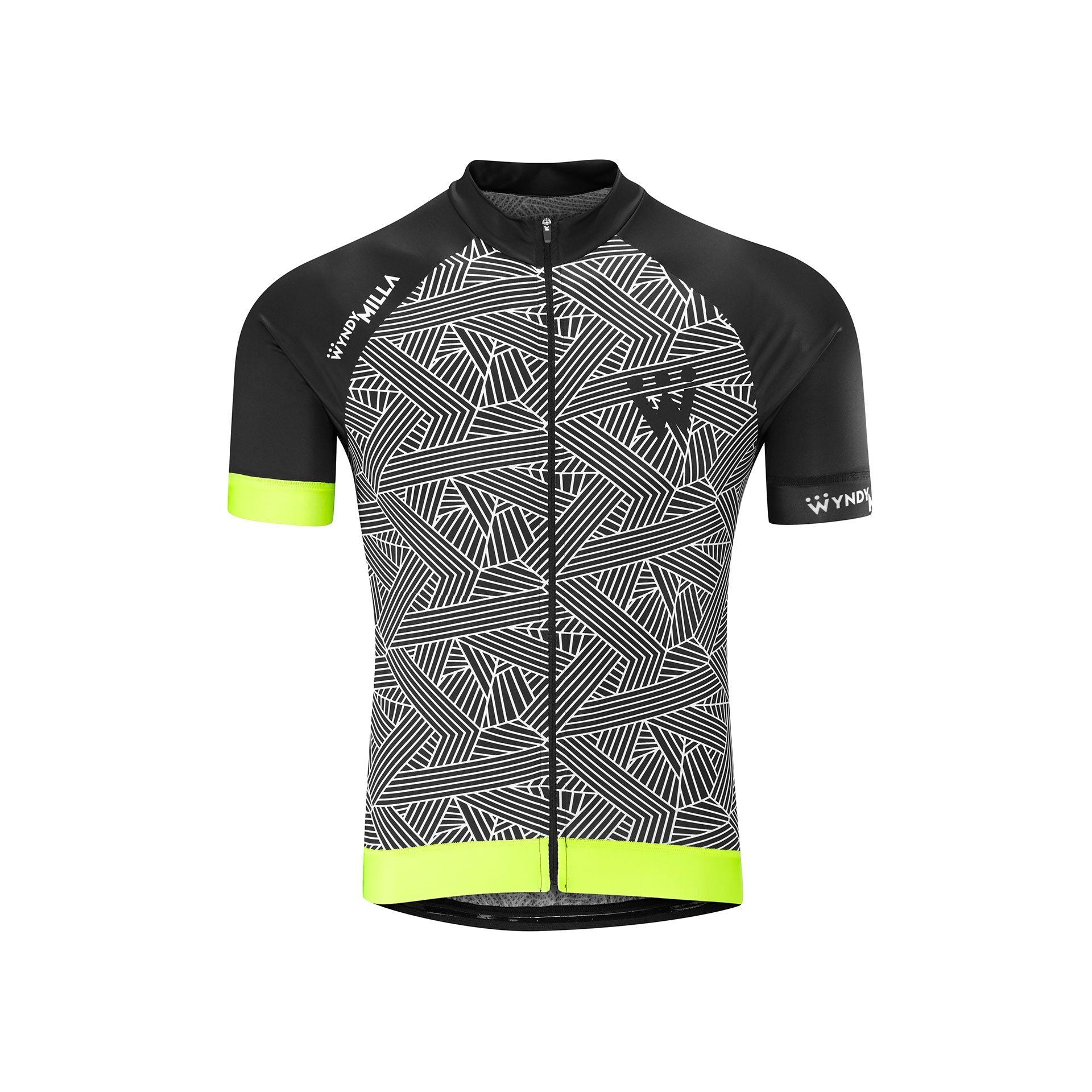 Optical Illusion Jersey by Flourish Design Studios