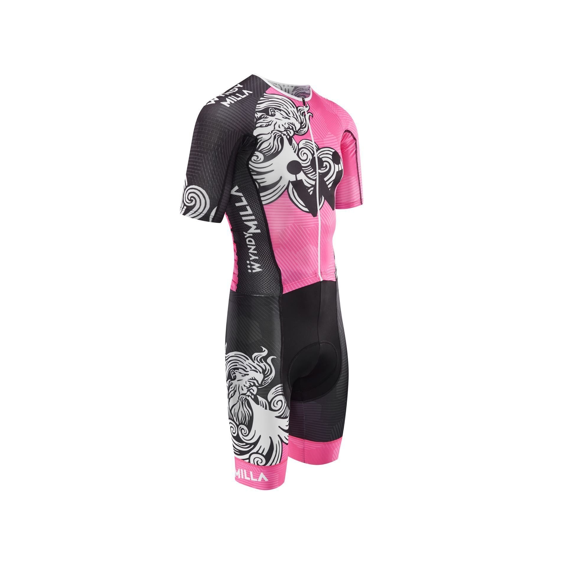 WyndyMilla Original Pink SpeedSuit Team Edition 2018/19
