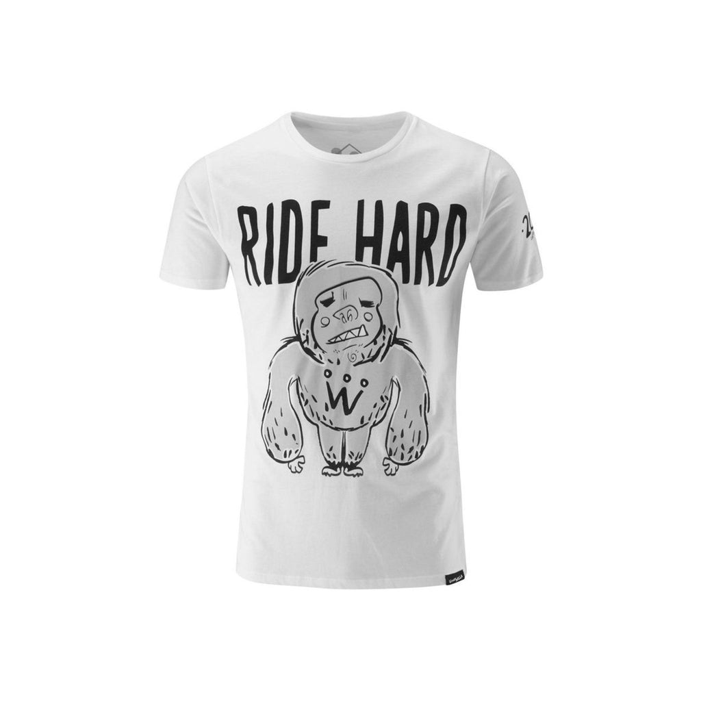 Ride Hard Ape T-shirt - Unisex