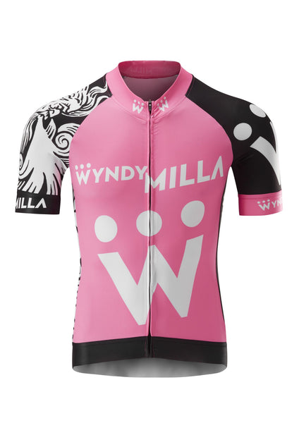 WyndyMilla Original Pink Kit - Short Sleeve Jersey
