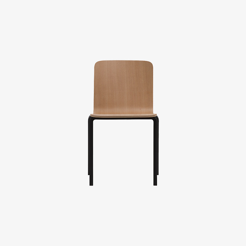 Normal, chair, dining, plywood, seat, Fabian Schwaerzeler, DADADUM