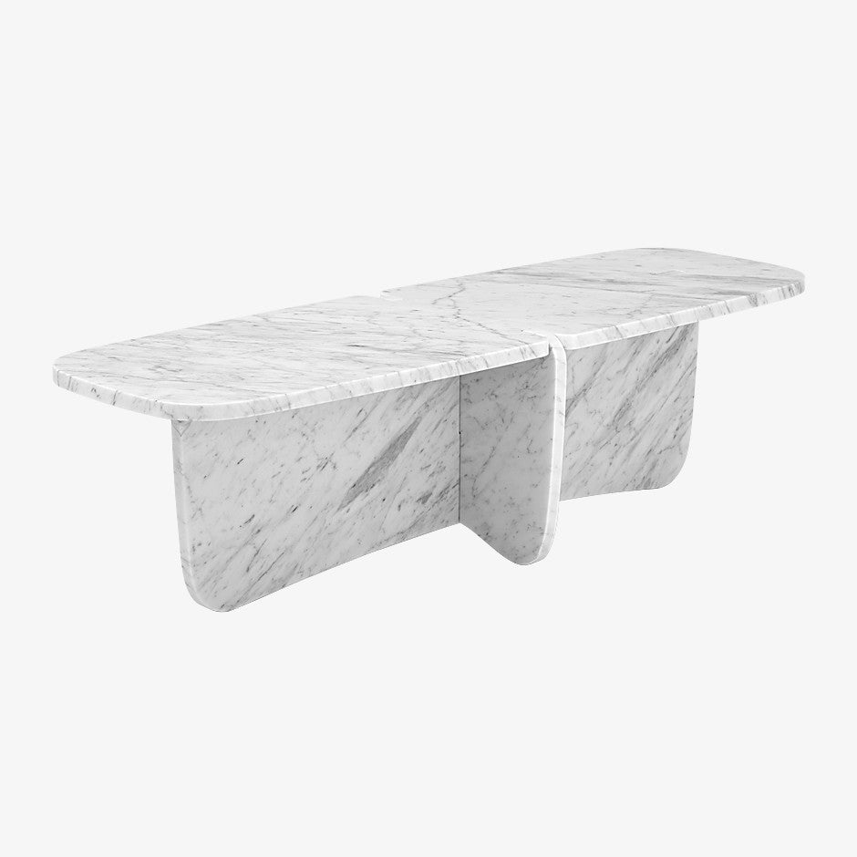Riviera, table, coffee table, marble, stone, Alfredo Häberli, DADADUM