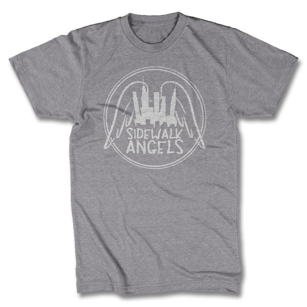 Angel T-shirt - Men's - Sidewalk Angels Store - 1